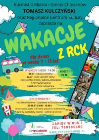 Wakacje z RCK. W czwartek i piątek na hali dla wszystkich (galeria zdjęć)