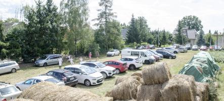 Konne zawody w Szklarach Dolnych (galeria zdjęć)