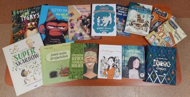 Nagrody i nowości w chocianowskiej bibliotece