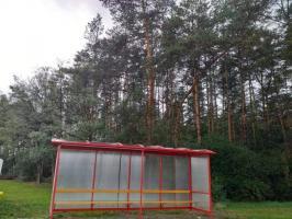 Wieloletni problem wiaty na ul. Krótkiej rozwiązany w kilka miesięcy