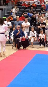 Chocianowski Klub Karate  ,,Sento-Kan'' uczestniczył w   Międzynarodowym Turnieju Karate Tradycyjnego we Wrocławiu