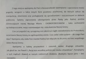 Mieszkańcy głosem radnych proszą o opamiętanie, czyli pytamy o powody odwołania Pichały, cz. 2