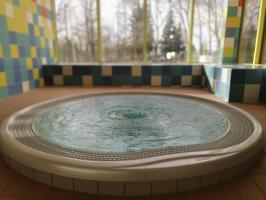 Basen i sauna bardziej dostępne