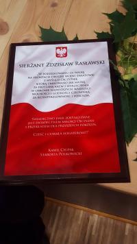 XX Powiatowy Zjazd Kombatantów i BWP Powiatu Polkowickiego.