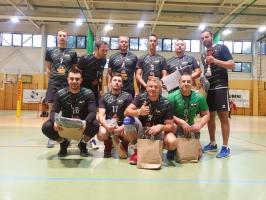 ,, XXL VOLLEY WROCŁAW'' zwycięską drużyną VIII  Mistrzostw Polski Górników i Przyjaciół w Piłce Siatkowej