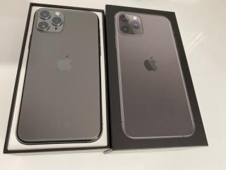 Apple iPhone 11 Pro 64GB  €400, iPhone 11 Pro Max