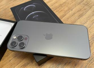 Apple iPhone 12 Pro, iPhone 12 Pro Max, iPhone 12