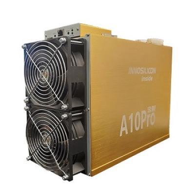 INNOSILICON A10 PRO 6gb 720 mh/s ETH MINER $3500US