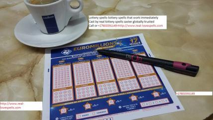Lottery spells-lottery spells that work +276035911