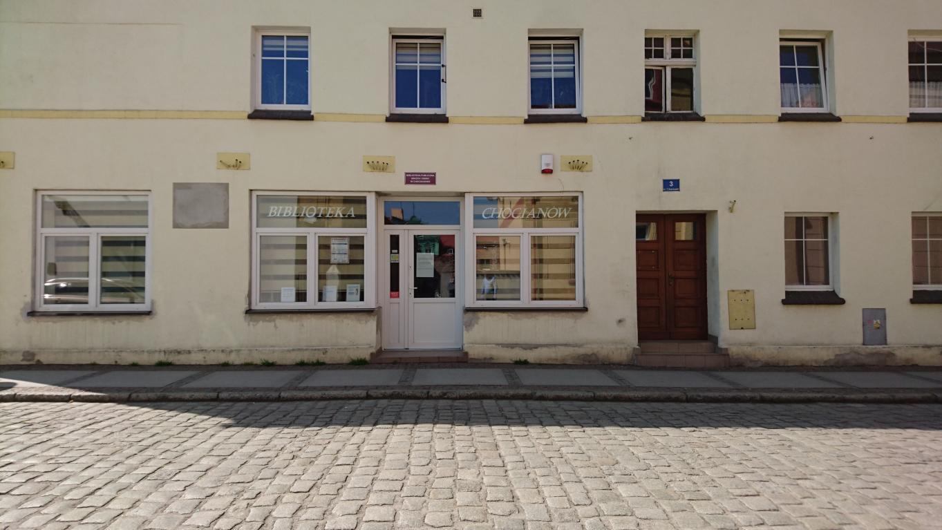 Sprzedaż lokalu usługowego przy ul. Kościuszki 3