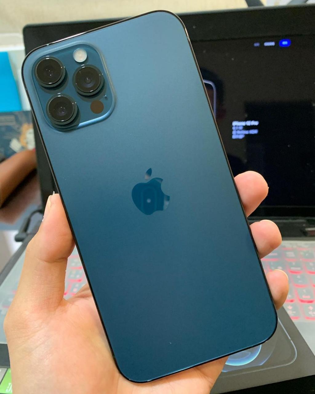 Wts Apple Iphone 12 Pro Max 512gb W/A:+14076302850