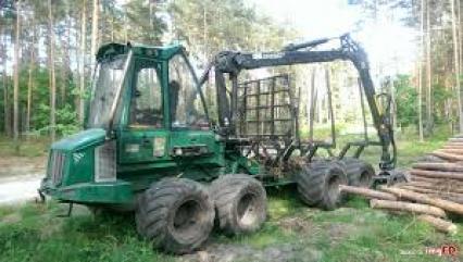 Zatrudnię operatora, zrywkarza do pracy w lesie